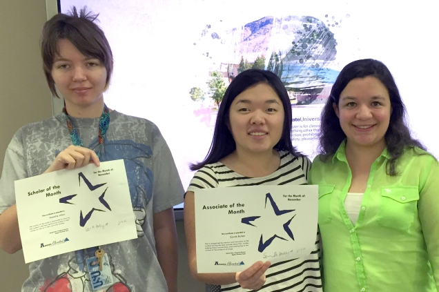 Image of three students.